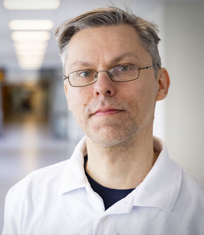 Per-Ola Carlsson, professor of medical cell biology
